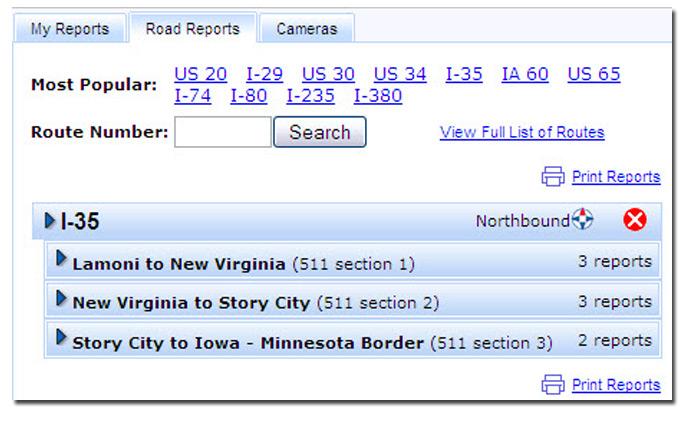511 Information - Iowa DOT