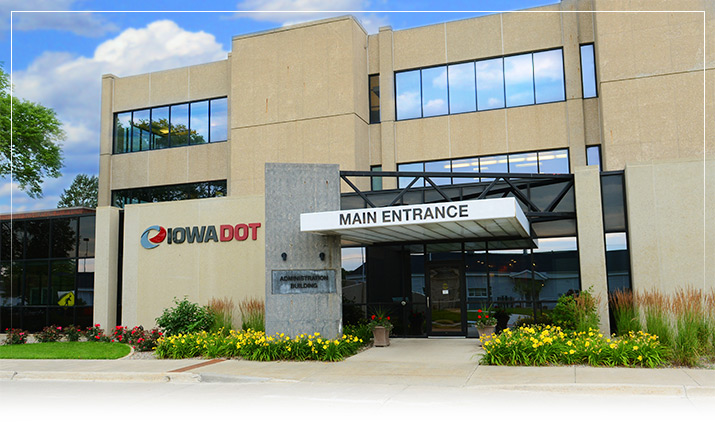 Iowa DOT Headquarters - Ames, Iowa
