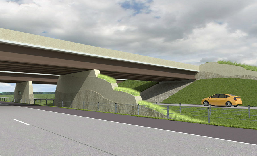 Loess Hills Bridges design