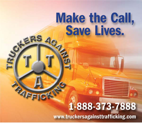 Truckers Against Traffcking website link