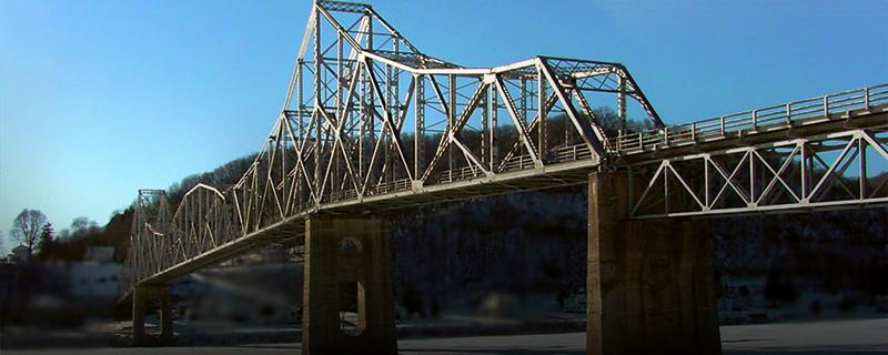 Historic bridges in Iowa - Iowa DOT