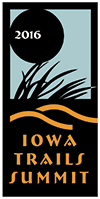 2016 Iowa Trails Summit Logo