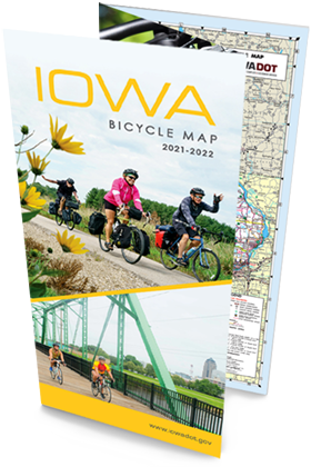 Transportation Map for Bicyclists