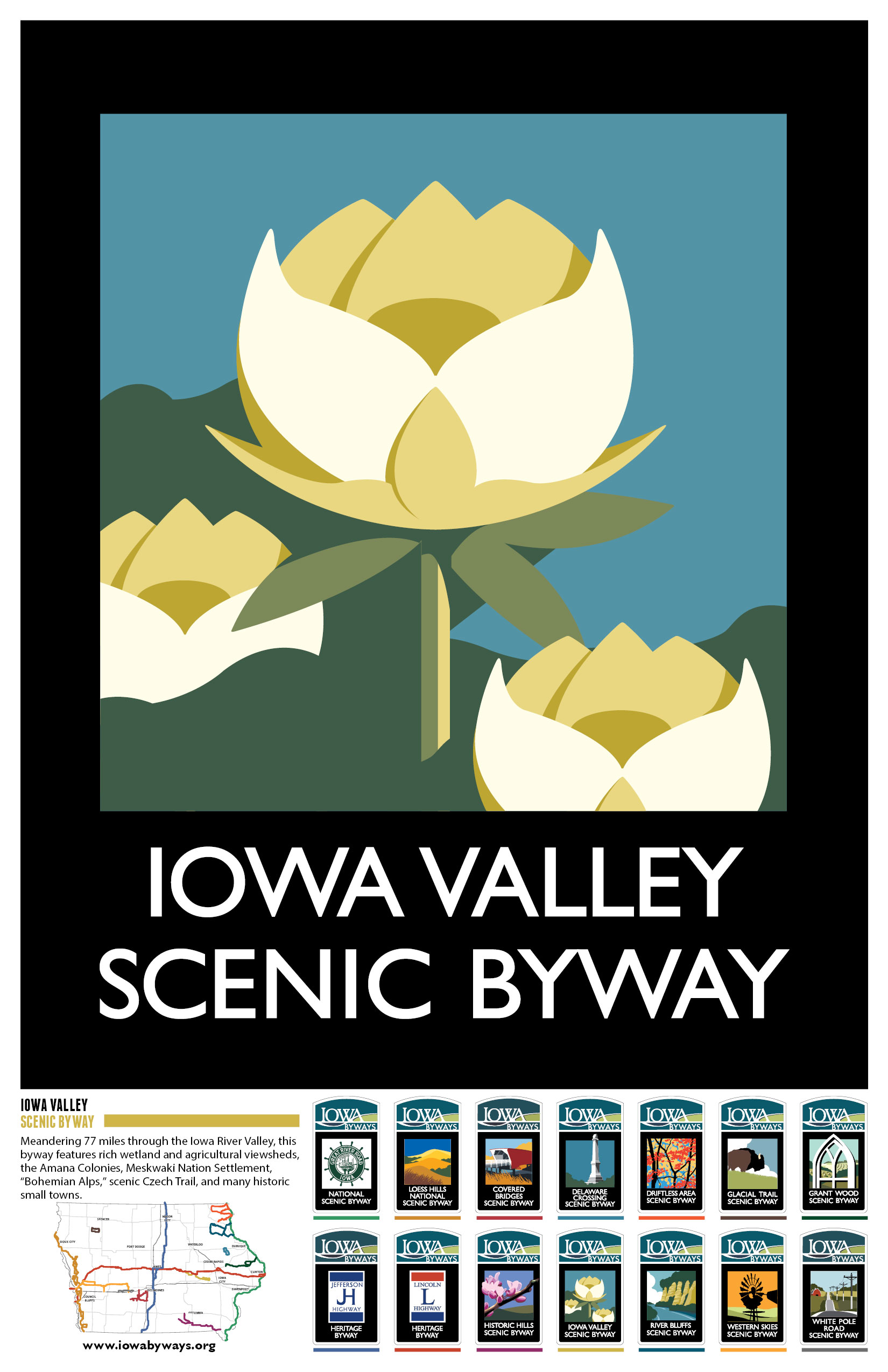 Iowa Valley Poster