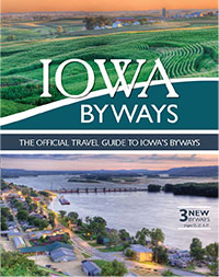 Iowa Byways Travel Guide