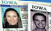 new iowa drivers license law