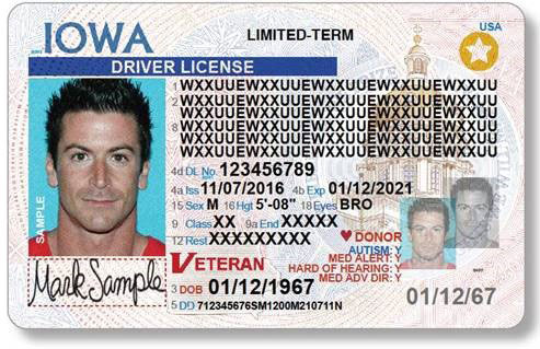 non drivers license id va