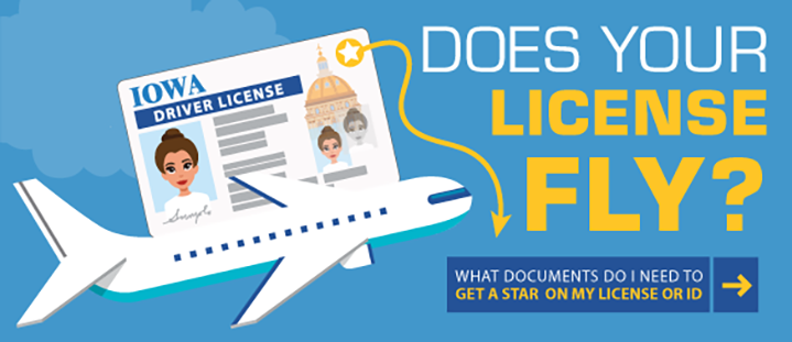 What documents do I need to get a gold star on my license or ID?