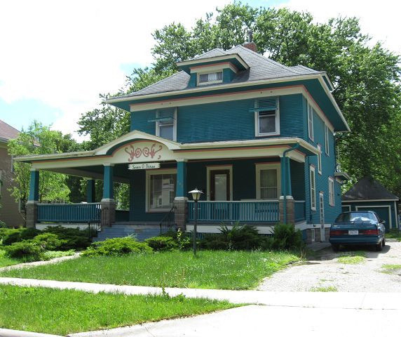 La Porte City Historic Homes