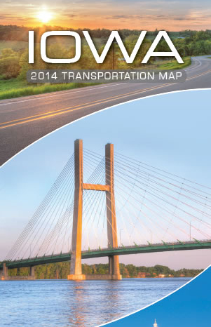 Port Neal Iowa Map.State Transportation Map