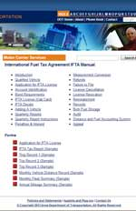 International Fuel Tax Agreement IFTA Manual