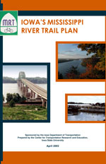 Iowas Mississippi River Trail Plan