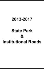 2013 - 2017 State Park and Institutional Roads Program
