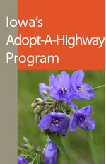Iowa's Adopt-A-Highway Program