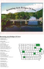 Bowstring Arch Bridges of Iowa