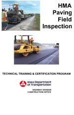 HMA Paving Field Inspection Manual