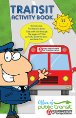 Transit Activity Book