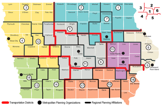 Office Of Systems Planning Gt District Transportation