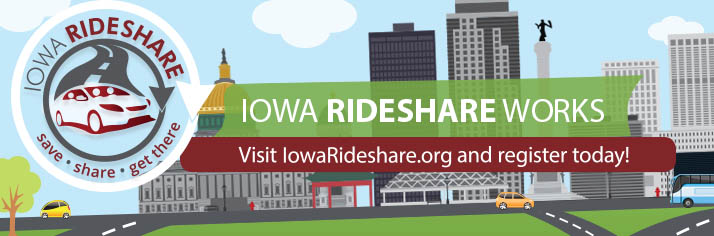 Iowa Ride Share